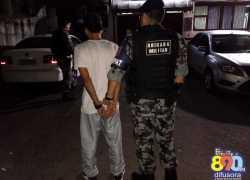 Foragido é recapturado no Cidade Alta em Bento