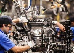 Produção industrial cai em 14 de 15 locais pesquisados pelo IBGE