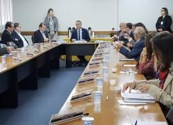 Amadio conduz primeiro encontro da Comissão de Combate à Informalidade da Fecomércio-RS