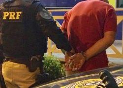 PRF prende homem com arma furtada em Caxias do Sul