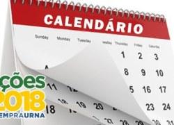 Convenções partidárias para escolha de candidatos podem ocorrer até domingo