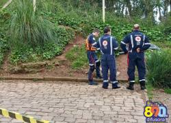 Foragido da Justiça suspeito de homicídio no Ouro Verde em Bento, é preso em Lagoa Vermelha