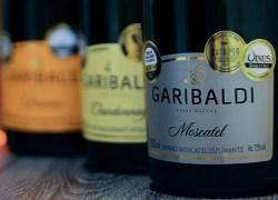 Cooperativa Vinícola Garibaldi traz medalhas da Europa