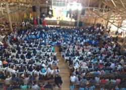 Ceacris e escolas municipais participam de atividades tradicionalistas em Bento