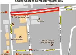 Encontro de carros antigos altera trânsito na Rua Presidente Costa e Silva em Bento