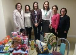 Departamento de Voluntariado do Hospital Tacchini atento à demanda das pessoas carentes