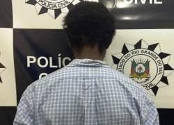 Condenado por furto em residência é preso em São Francisco de Paula