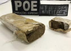 Brigada Militar prende trio por tráfico de drogas e receptação em Nova Prata