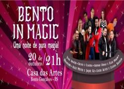 Fundação Casa das Artes sedia espetáculo de ilusionismo no sábado