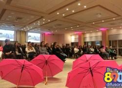 No Outubro Rosa, Liga de Combate ao Câncer de Bento promove Encontro com Especialistas