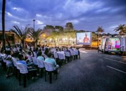 Projeto Cine Solar chega a Garibaldi