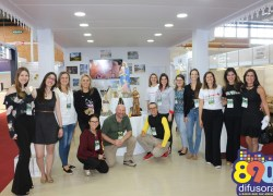 Atuaserra participa do Festuris com 11 municípios da Região Uva e Vinho da Serra