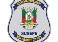 Susepe convoca grupo de detentos para recebimento de pecúlio