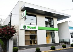 Sicredi inaugura novas instalações da Agência Farroupilha Pinheiro Machado