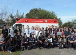 """Projeto """"Samuzinho da Escola"""" conta com a participação de 935 alunos em Bento"""