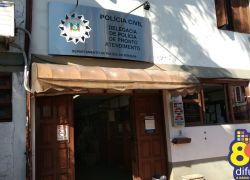 Dupla assalta revenda de veículos no Pomarosa em Bento