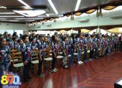 Ato forma 151 alunos no PROERD em Garibaldi