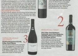Vinho Brazilian Soul, da Vinícola Aurora, é destaque em jornal da Irlanda