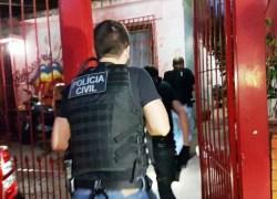 Polícia Civil deflagra Operação Indominus em repressão ao tráfico de drogas