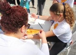 Colônia de férias oportuniza integração e aprendizagem no recesso escolar em Bento
