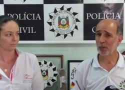 Polícia Civil de Garibaldi dá início as investigações dos dois assassinatos no município