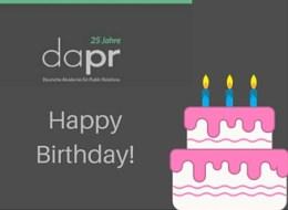 Happy Birthday DAPR