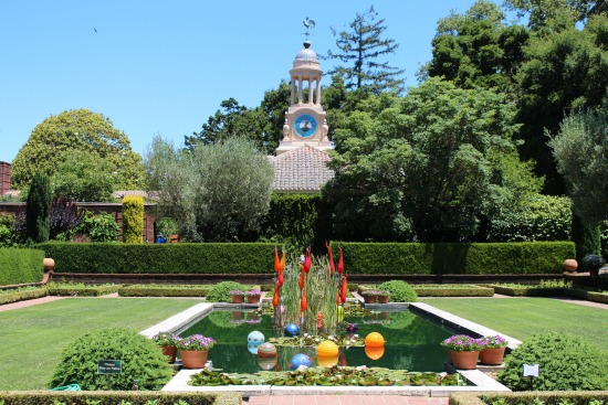 Filoli mansion in woodside california dig for your dinner for Filoli garden pool