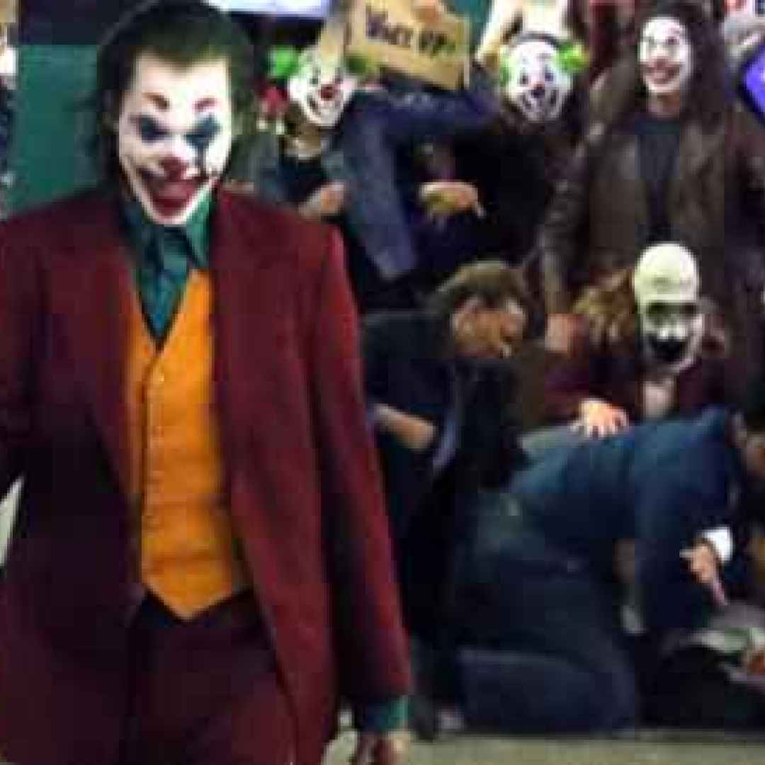 Amore Cucina E Curry Streaming Italiano The Joker Ecco Il Trailer Del Film E Alcune Scene In