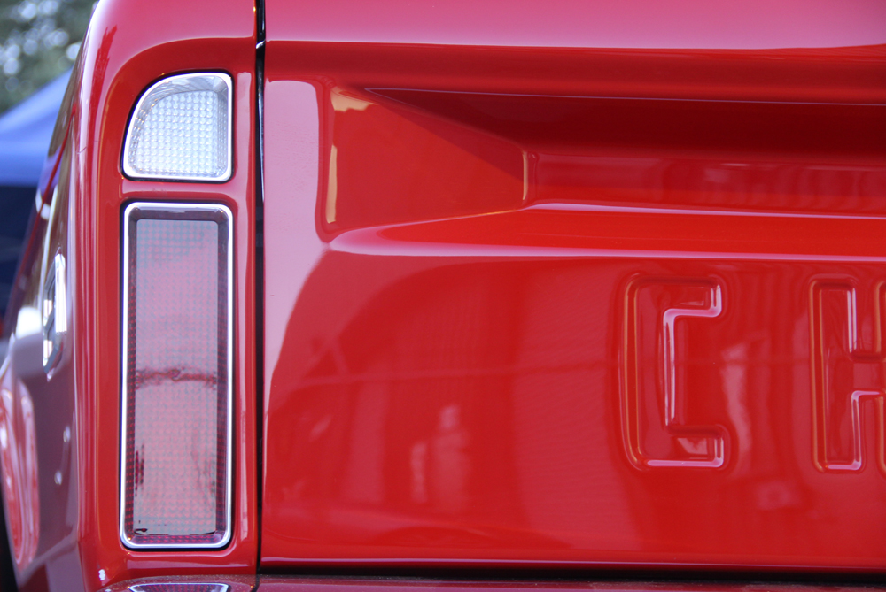 84 Chevy Pickup Tail Light Wiring Diagram Reverse Light Electrical