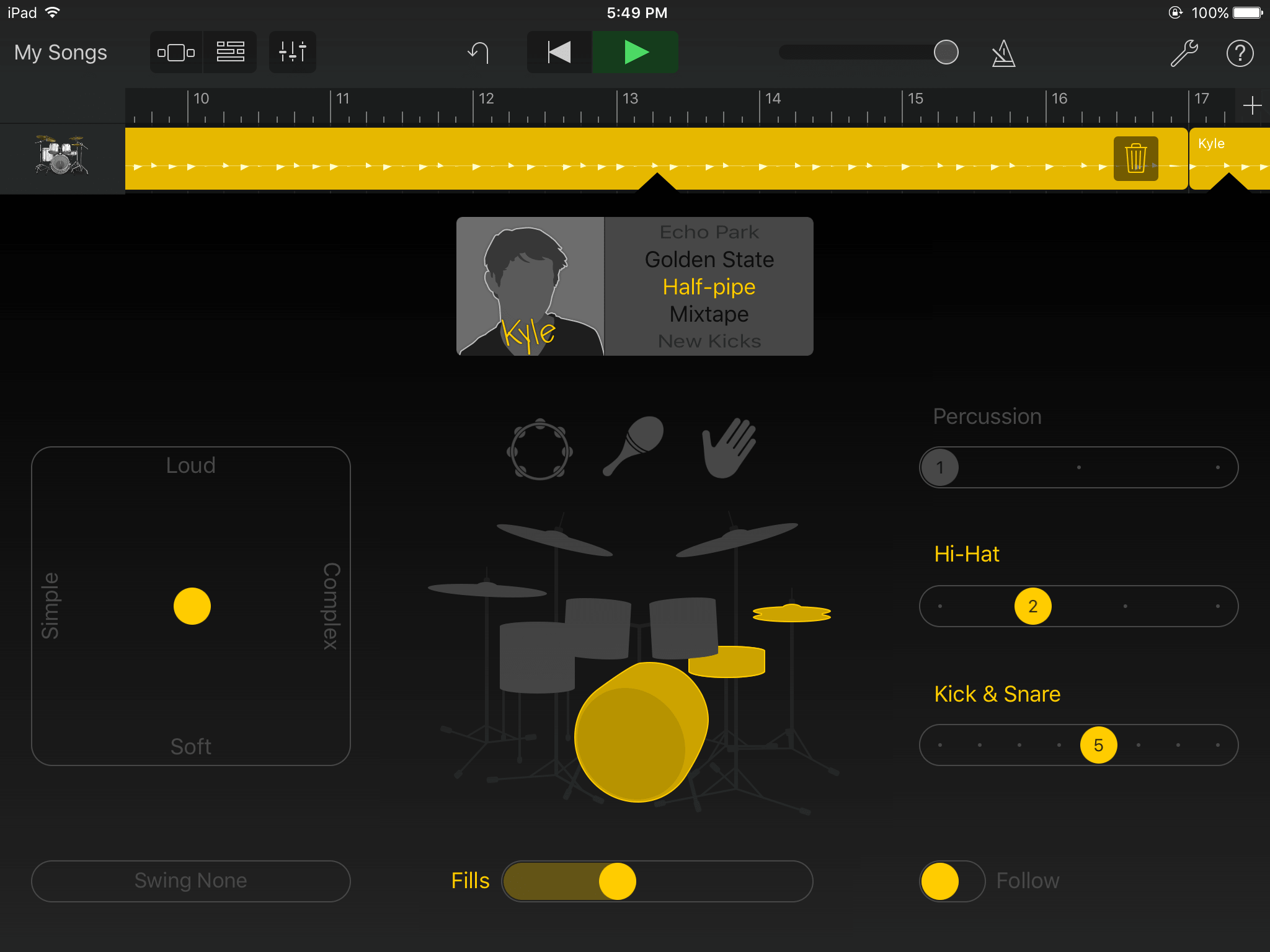 Garageband Beat Maker Learn How To Use Apple Garageband App On Ipad To Make Your