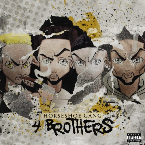 Horseshoe Gang - 4 Brothers