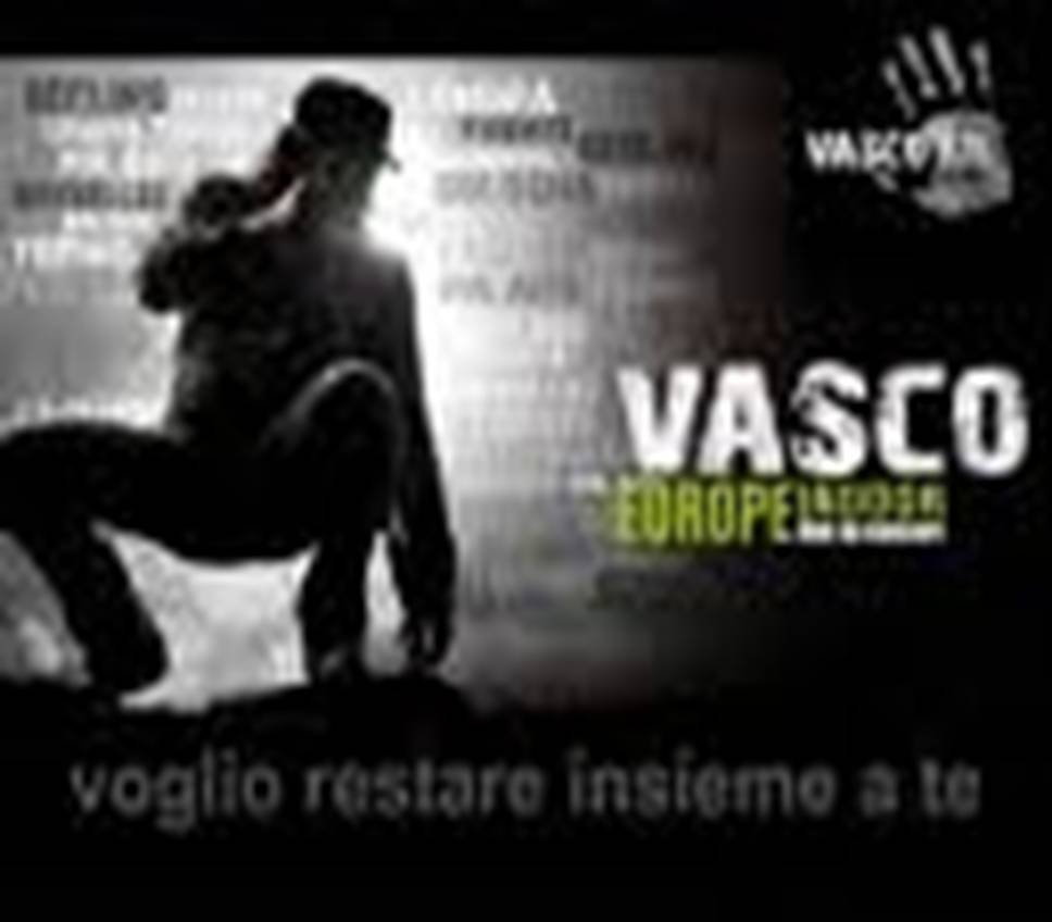 Vasco Rossi Creep Titolo Pagina
