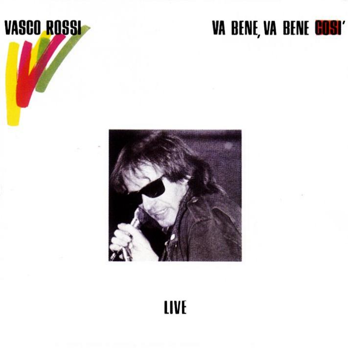 Vasco Rossi Fronte Del Palco Live 90 Vascollection