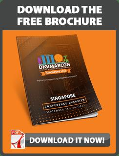 Download DigiMarCon Singapore 2022 Brochure