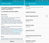 Samsung Galaxy S5 security patch update
