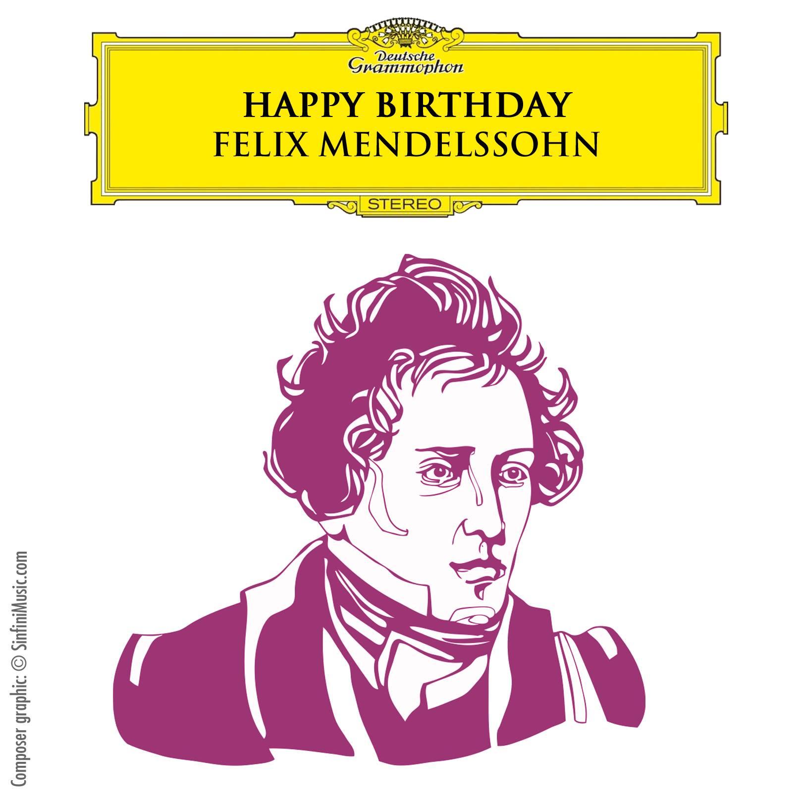 Jakob Ludwig Felix Mendelssohn Bartholdy