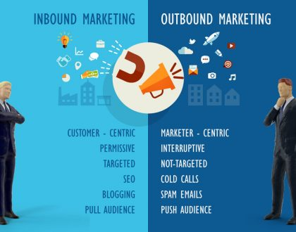 Shifting from Outbound to Inbound Marketing