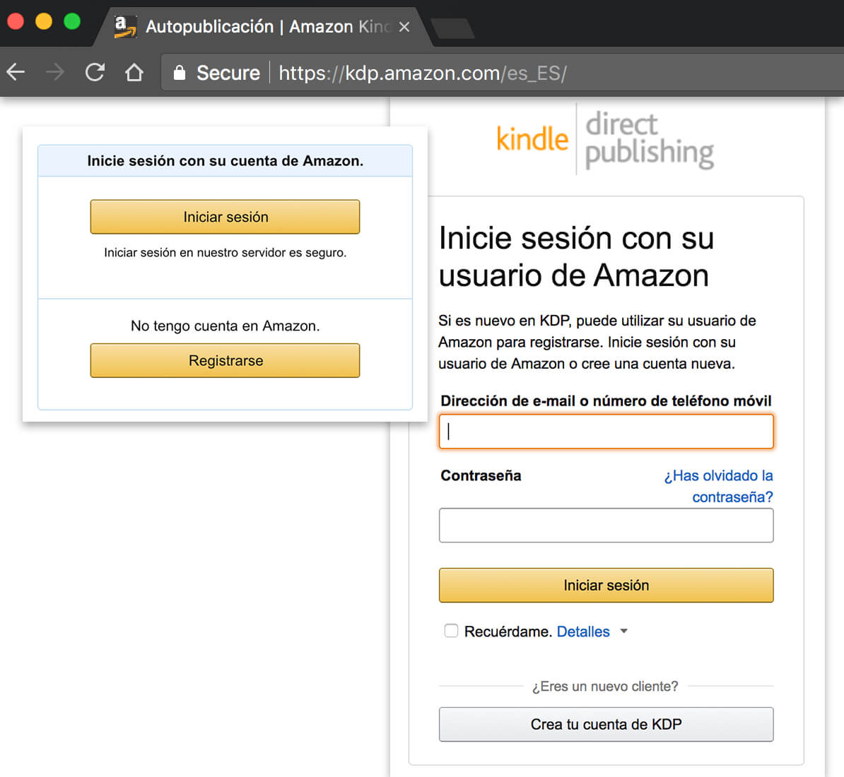 Editar Libros En Amazon Publicar Tu Libro Digital Desde Kindle Direct Publishing