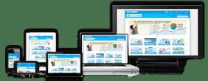 Image mobile et devices d'accès à internet