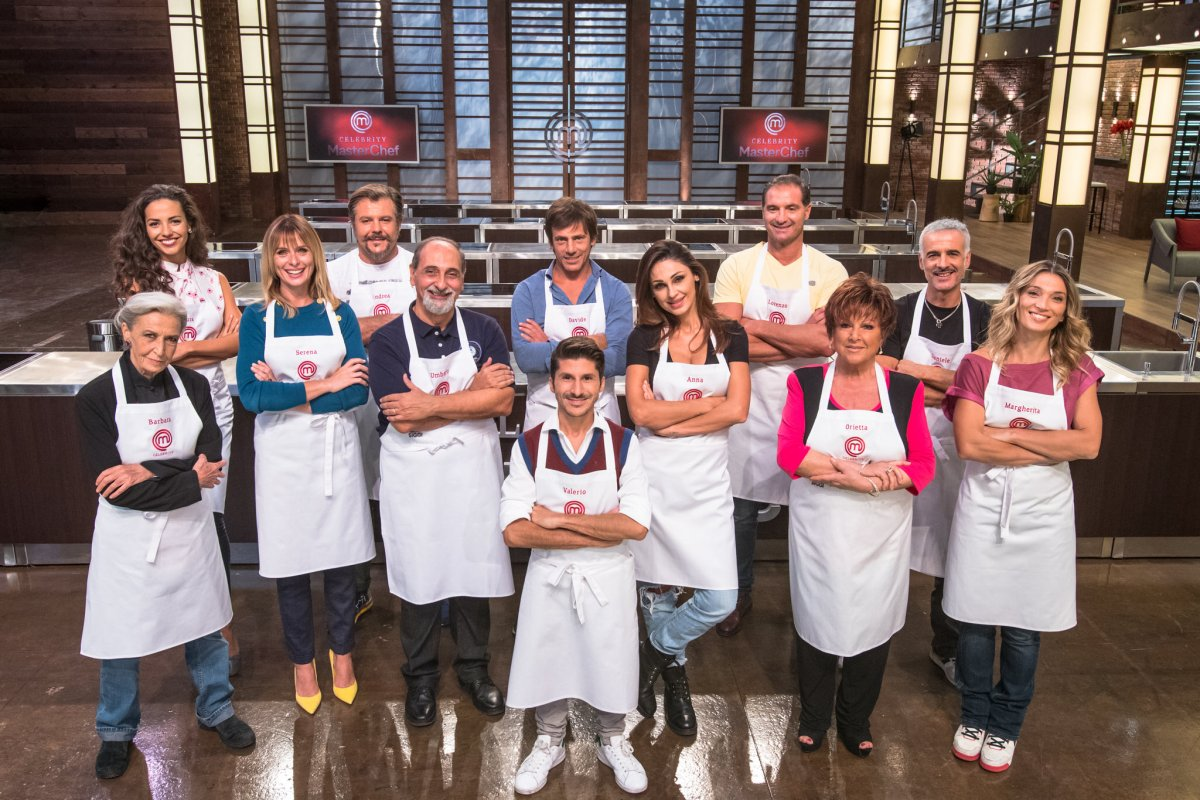 Cucina Da Incubo Streaming Ita Celebrity Masterchef Italia Su Tv8 La Seconda Edizione Del