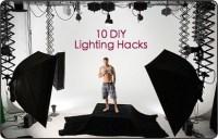 DIY Lighting Hacks for Digital Photographers