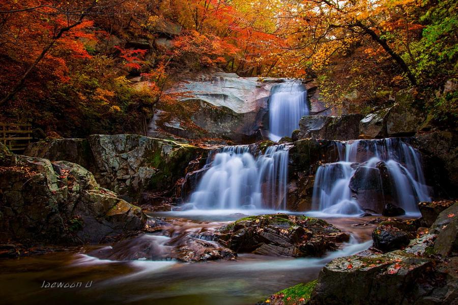 4k Fall Michigan Wallpaper Waterfall Photography Video Tips
