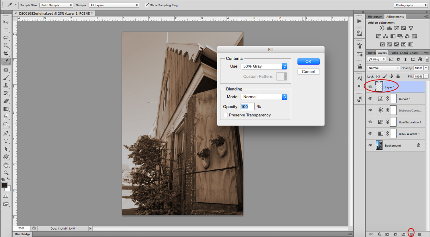 Photoshop 5 How To Create A Lithography Effect Using Photoshop