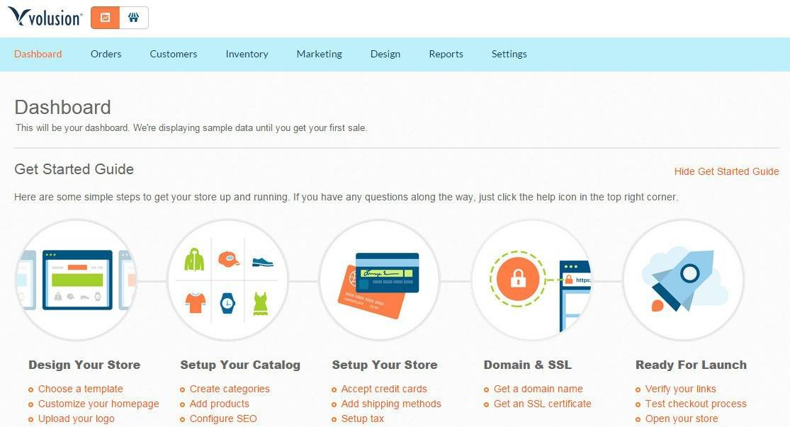 Volusion Review (Aug 2018) Best Option For Your Online Store? Find - volusion