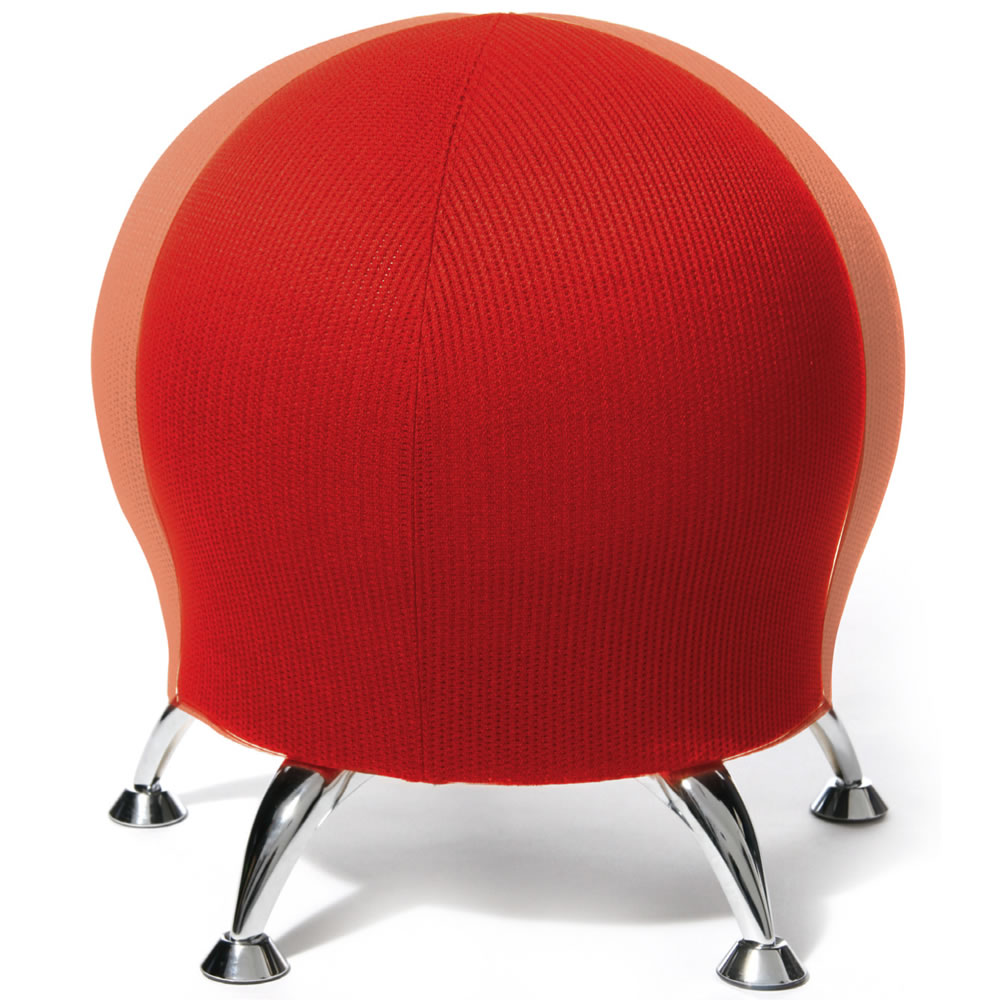 The Posture Improving Exercise Ball Chair Hammacher