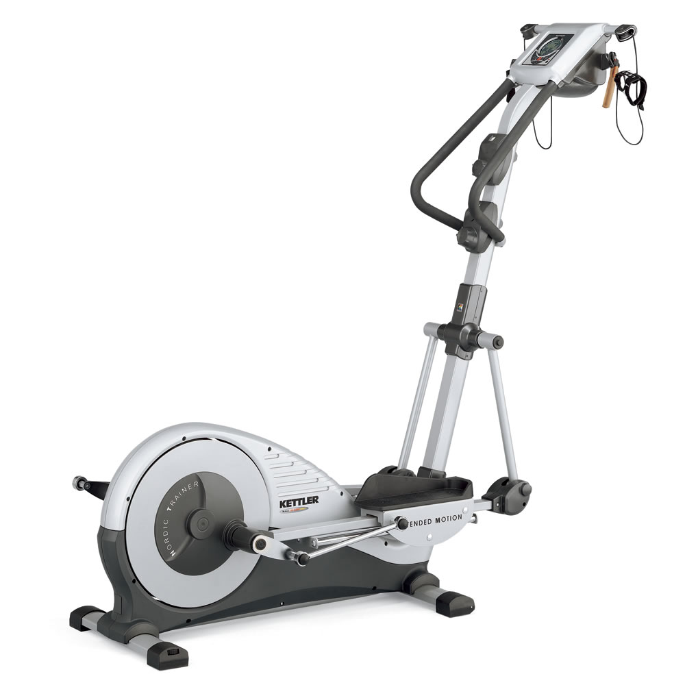 Kettler Fitness The Whole Body Elliptical Trainer