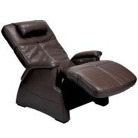 The Heated Zero Gravity Massage Chair - Hammacher Schlemmer