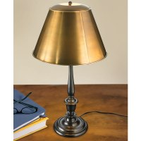 The New York Public Library Reading Table Lamp - Hammacher ...