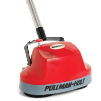 The Hard Floor Scrubber With Spray Applicator - Hammacher ...
