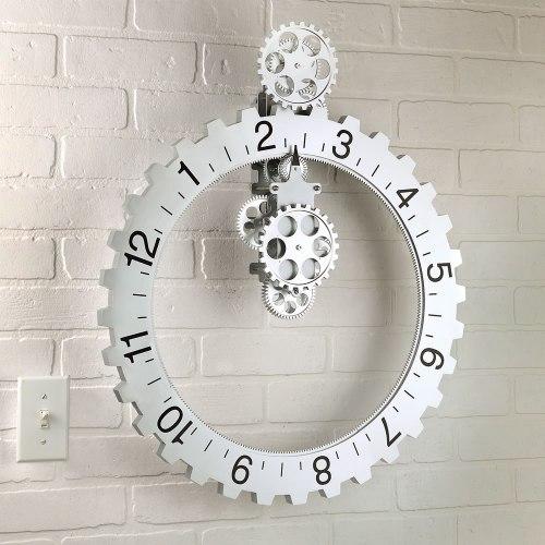 Medium Of Gadget Wall Clock